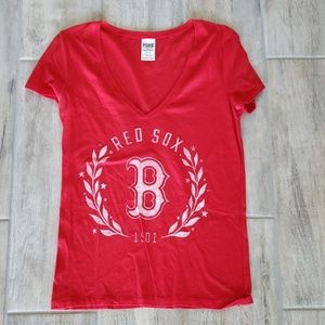 Women's Boston Red Sox Top